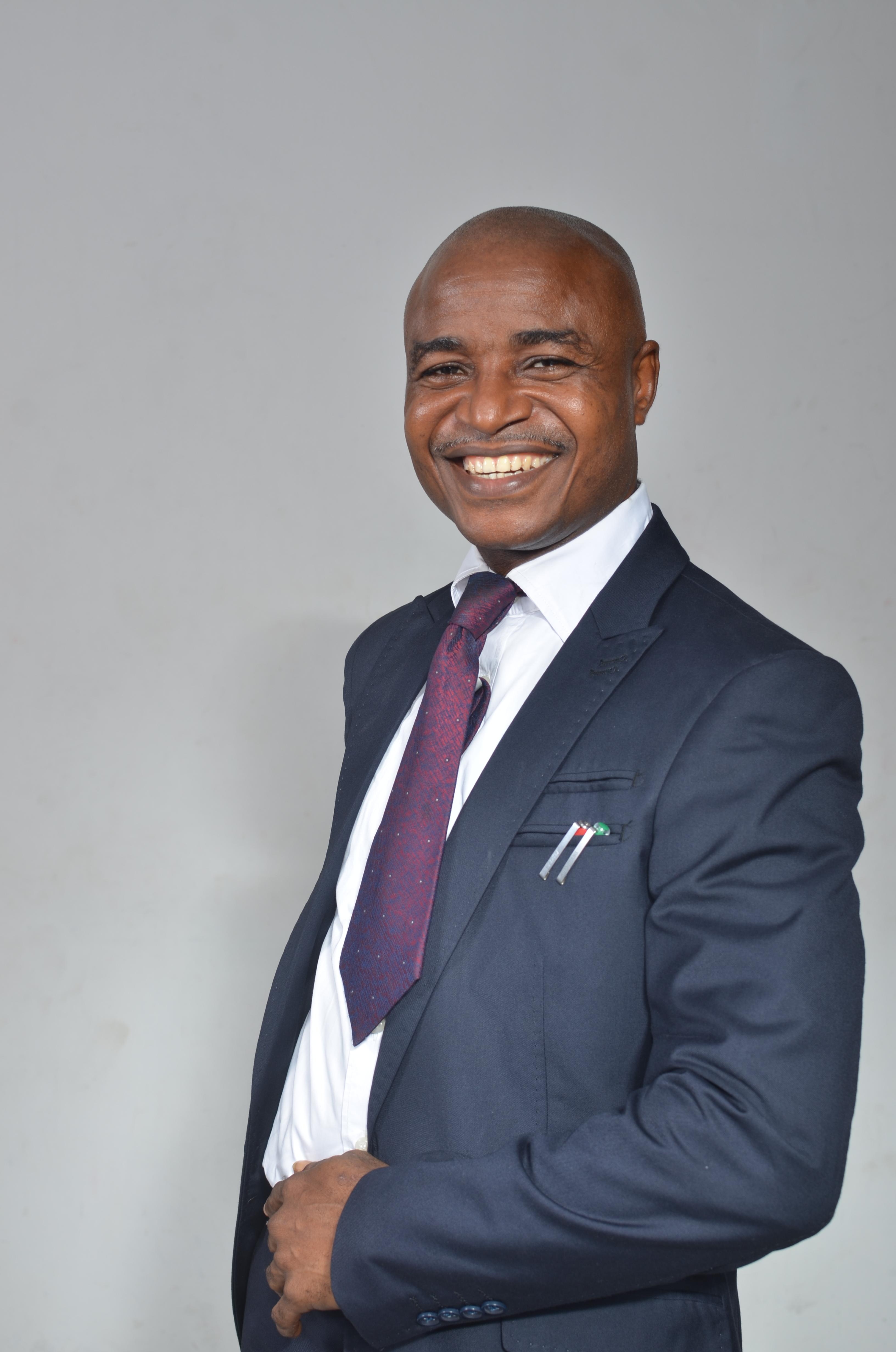 Amb. Dr. Larry-Goodwill Akintoba Ajiola